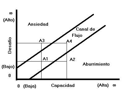 flujo canal