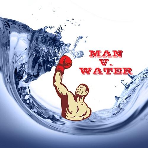 ¿Nadar o pelar contra el agua?