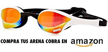 Represalias Pies suaves Arcaico  Las mejores gafas de natación - NadarBien.com