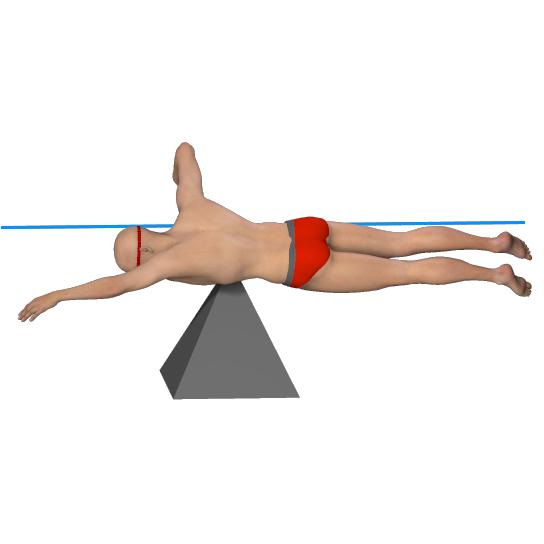 Nadar; una cuestión de pesos