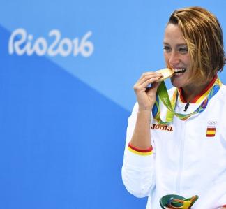 La natación en Rio; Crónicas Olímpicas