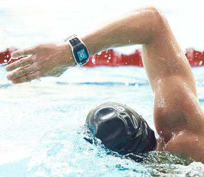 Relojes de natación, ventajas y modelos