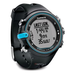 680d5e8819bd El modelo de natación de la marca estadounidense de dispositivos GPS  dispone dentro de su amplia oferta de este reloj diseñado específicamente  para el ...