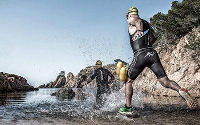 Swimrun y acuatlón, la combinación explosiva de nadar y correr