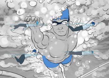 El mejor estilo para nadar sin cansarte