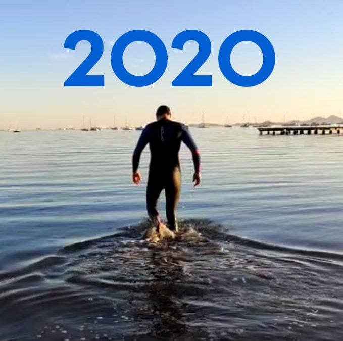 Calendario de travesías a nado 2020