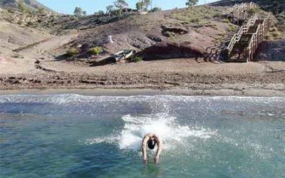 Nadar en tiempos de coronavirus